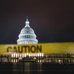 Caution Government Shutdown