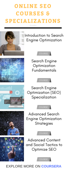 Online SEO Courses & Specialization
